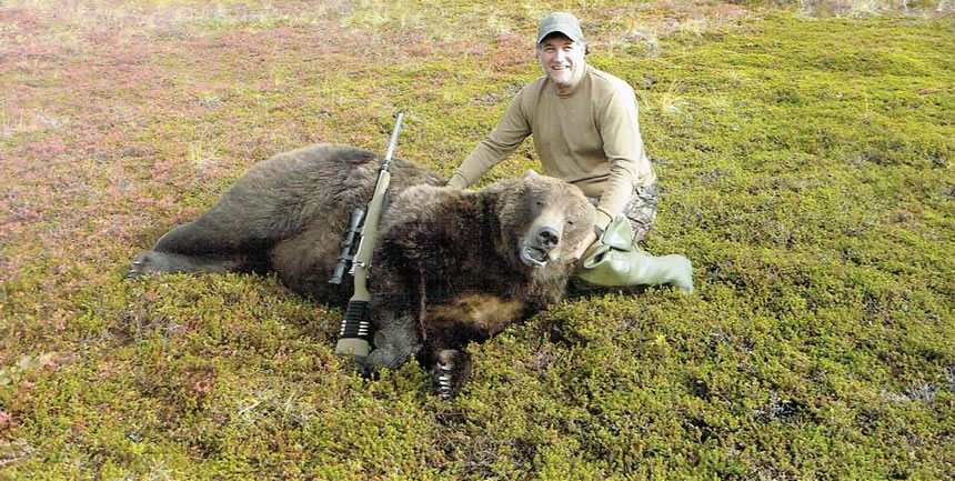 Hunting Bears In Alaska