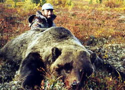 Registered Alaskan Guide Mark Kosbruk